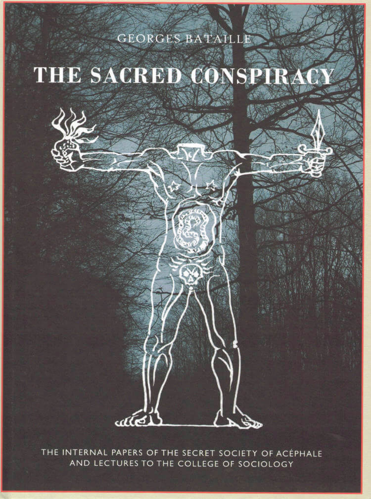 The Sacred Conspiracy