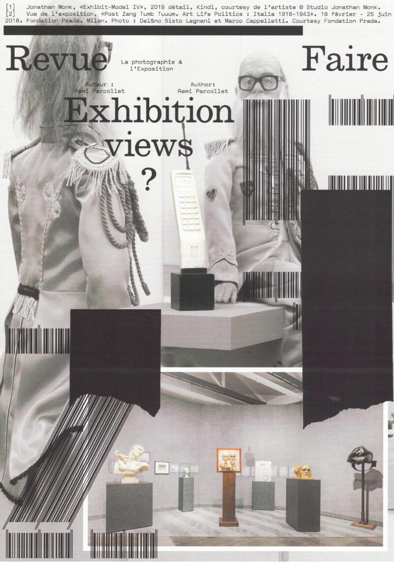 Revue Faire n°25: Exhibition Views?