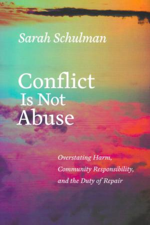 Conflict Is Not Abuse - cover image