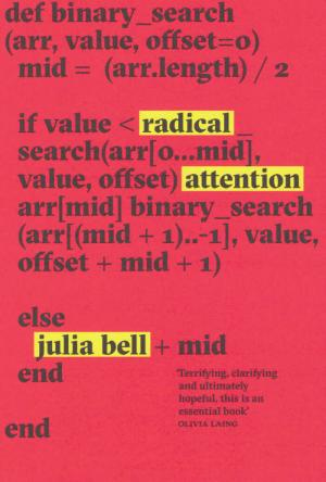 Radical Attention - cover image