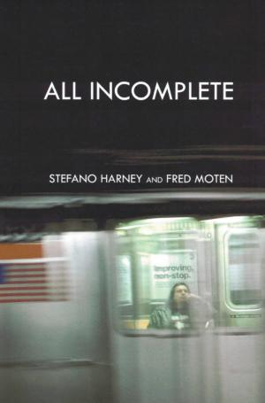 All Incomplete - cover image