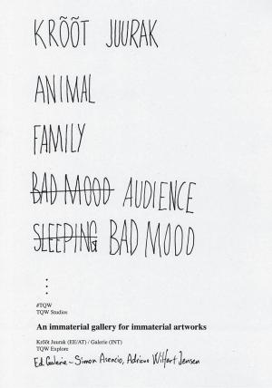 Animal - Family - Bad Mood Audience - Sleeping Bad Mood - cover image