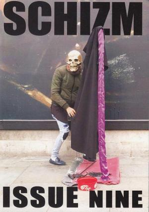 #9 Schizm Magazine - cover image
